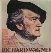 LP - Wagner - Orchestervorspiele, Tschechische Philh, Konwitschny