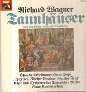 LP-Box - Wagner - Tannhäuser - box + booklet
