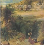 LP - Wagner - Tristan und Isolde / Tannhäuser / Meistersinger (Szell)