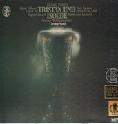 LP-Box - Wagner - Tristan und Isolde,, Solti, Wiener Philh - box + booklet