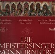 LP - Wagner, Michael Bohnen, Lotte Lehmann - Die Meistersinger von Nürnberg