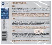 CD-Box - Wagner - 50 Best Wagner