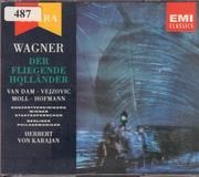 Double CD - Wagner - Der Fliegende Holländer