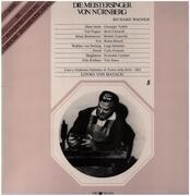 LP-Box - Wagner - Die Meistersinger von Nürnberg - Hardcover Box + Booklet
