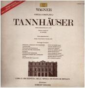 LP - Wagner - Tannhäuser