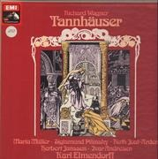 LP-Box - Wagner - Tannhäuser - Hardcover Box + Booklet