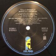 LP - Wally Badarou - Words Of A Mountain