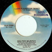 7inch Vinyl Single - Walter Murphy - Themes From E.T. (The Extra Terrestrial)