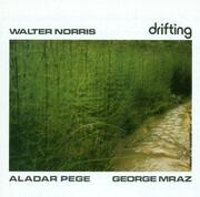 CD - Walter Norris & George Mraz , Aladár Pege - Drifting