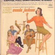 LP - Wanda Jackson - There's A Party Goin' On - Original US