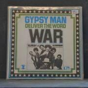 7'' - War - Gypsy Man / Deliver The Word
