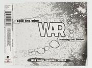 CD Single - War Featuring Eric Burdon - Spill The Wine (1996 Junior Vasquez Remixes)