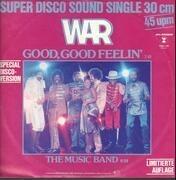 12inch Vinyl Single - War - Good, Good Feelin' / The Music Band