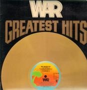 LP - War - Greatest Hits