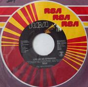 7inch Vinyl Single - War - Life (Is So Strange) / W.W. III