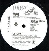 12'' - War - Outlaw