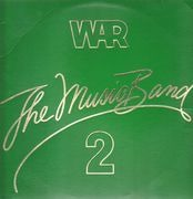 LP - War - The Music Band 2