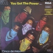 7'' - War - You Got The Power