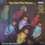 7'' - War - You Got The Power