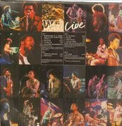 Double LP - War - Live - Gatefold
