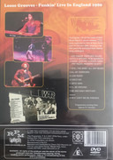 DVD - War - Loose Grooves - Funkin' Live In England 1980