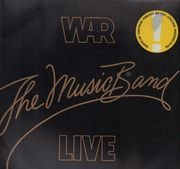 LP - War - The Music Band Live