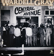 Double LP - Wardell Gray - Central Avenue