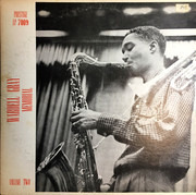 LP - Wardell Gray - Memorial Volume 2 - MONO