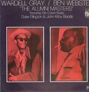LP - Wardell Gray & Ben Webster - The Alumni Masters