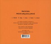 CD - Wareika - Water, Sky, Sun, Wood