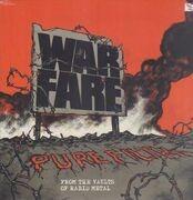 LP - Warfare - Pure Filth: From The Vaults Of Rabid Metal(ltd.BL - Still Sealed