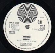 LP - Warhorse - Warhorse - pokora 5001