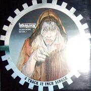 12inch Vinyl Single - Warlock - You Hurt My Soul