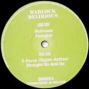 12inch Vinyl Single - Warlock - Delirious