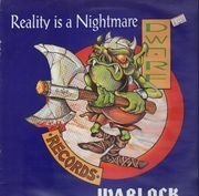 12inch Vinyl Single - Warlock - Reality Is A Nightmare