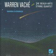CD - Warren Vaché And Beaux Arts String Quartet - Warm Evenings