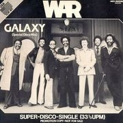12'' - War / Stargard - Galaxy / Theme Song From 'Which Way Is Up'