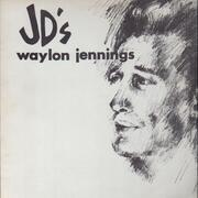 LP - Waylon Jennings - At JD's - OG US Pressing