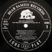 LP - Waylon Jennings - The Waylon Jennings Files Volume 12