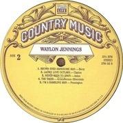 LP - Waylon Jennings - Country Music