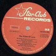 LP - Wayne Fontana & The Mindbenders - The Game Of Love - original star club pokora 5001
