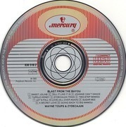 CD - Wayne Toups & Zydecajun - Blast From The Bayou