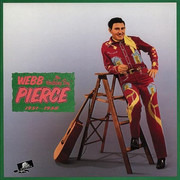 CD-Box - Webb Pierce - 1951-1958 - Lp sized box set
