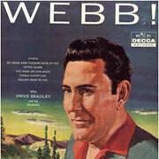 LP - Webb Pierce With Owen Bradley And His Orchestra - Webb!