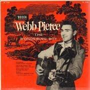 10'' - Webb Pierce - The Wondering Boy