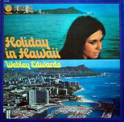 LP - Webley Edwards - Holiday In Hawaii