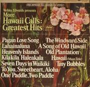 LP - Webley Edwards Presents More The Hawaii Calls Orchestra And Chorus - More Hawaii Calls: Greatest Hits
