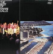 LP - Webley Edwards Presents The Hawaii Calls Orchestra And Chorus - The Best Of Hawaii Calls - Gatefold Sleeve