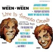 Double LP - Ween - Live in Toronto (ltd.Coloured Vinyl) - GREEN VINYL