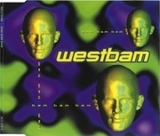 CD Single - WestBam - Bam Bam Bam